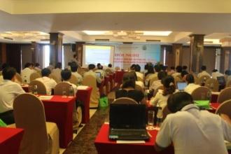 <p>Hội nghị lồng ghép Kế hoạch quản lý Vườn Quốc gia Phong Nha - Kẻ Bàng với phát triển kinh tế xã hội của các ngành và địa phương</p>